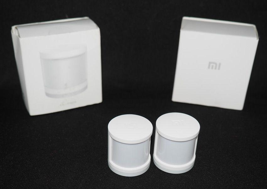 Датчики присутствия для умного дома Xiaomi