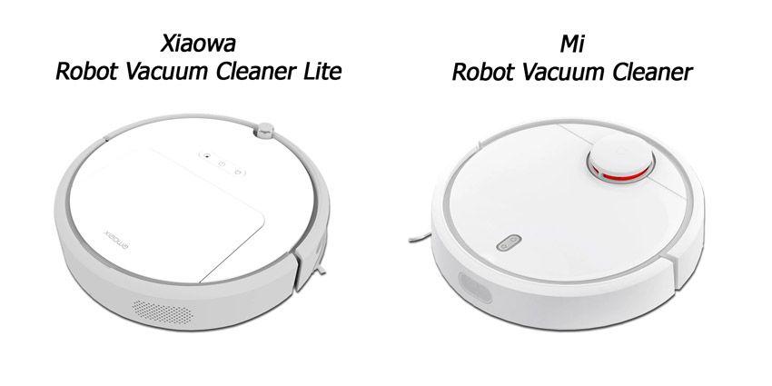 Сравнение умных пылесосов Xiaomi