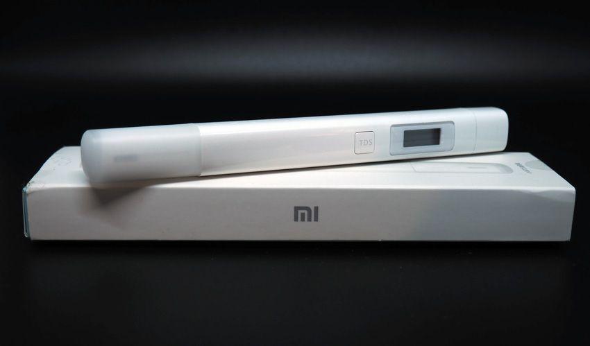 Тестер воды Xiaomi Mi TDS Pen обзор