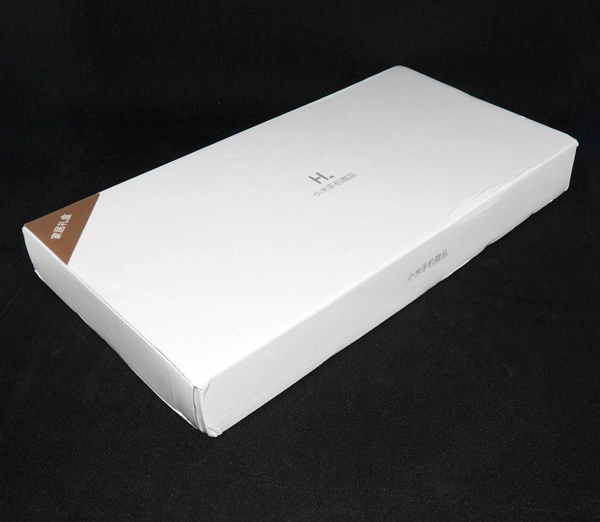 Фото коробки набора для ванной Xiaomi Happy Life