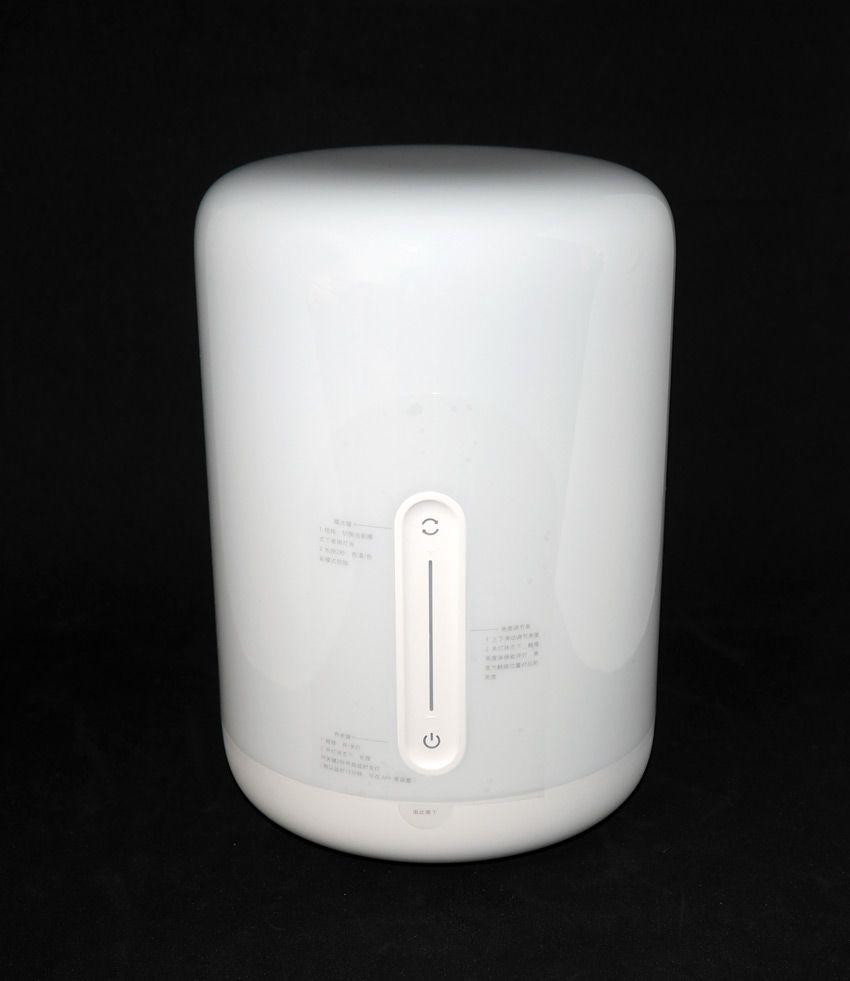 Как управлять лампой Xiaomi Mijia bedside lamp 2