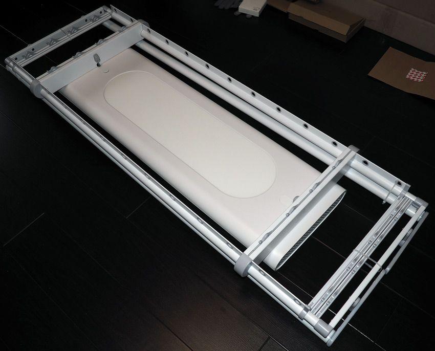 Фото сушилки для белья Xiaomi