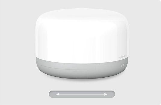 Левая сенсорная кнопка