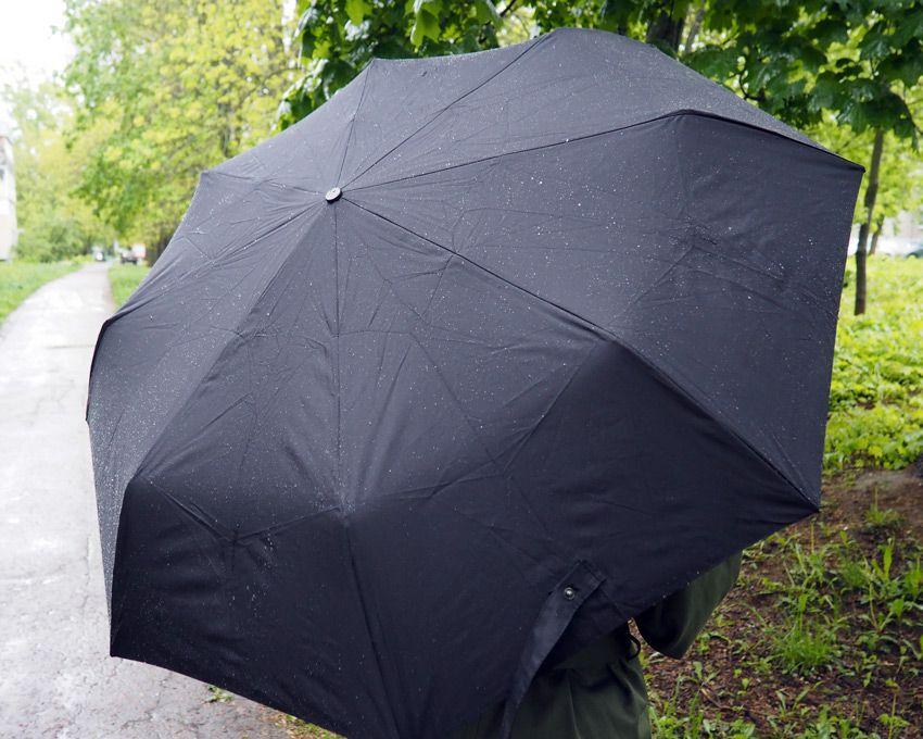 Отзыв на зонт Сяоми