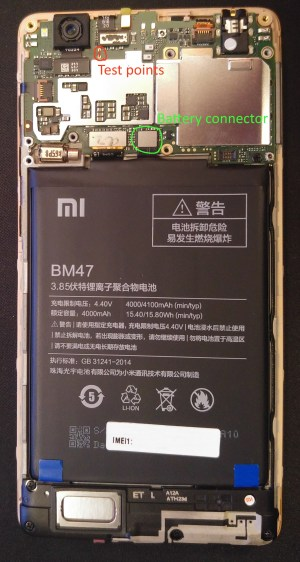 Redmi 3s 332gb Completely Bricked No Edl, No Fastboot