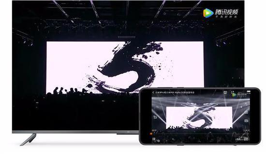 Xiaomi TV mirroring