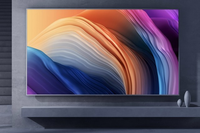 Xiaomi TV with OLED