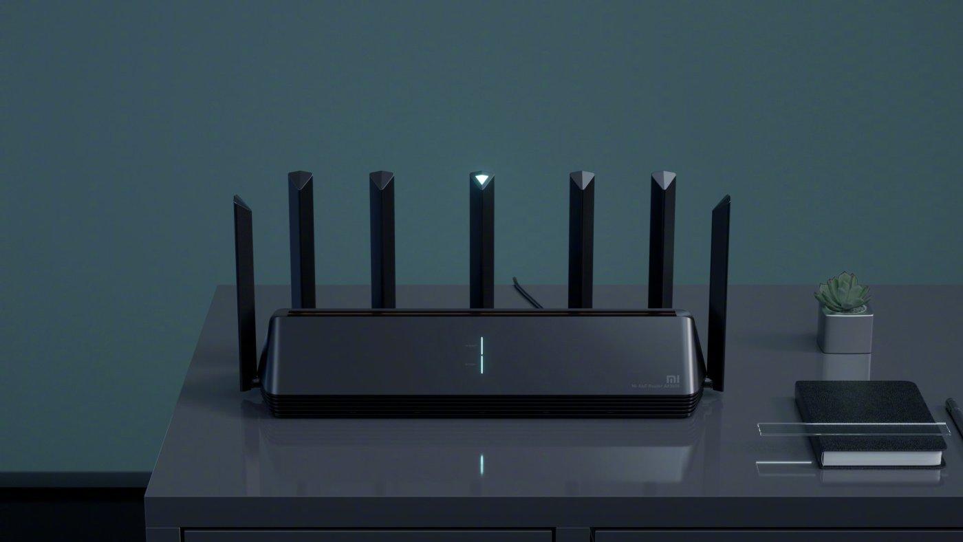 Xiaomi AIoT AX3600 Router
