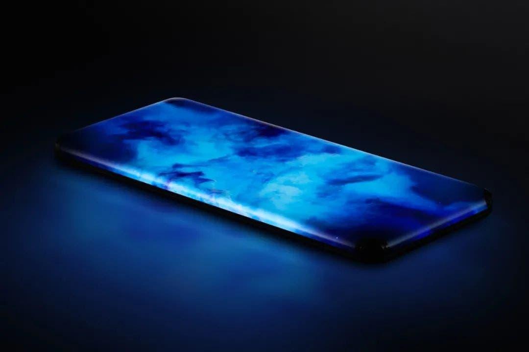 Xiaomi Siqu quad-curved waterfall screen