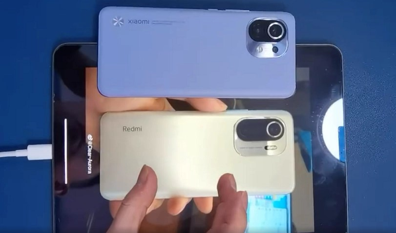 Xiaomi Mi 11 vs Redmi K40