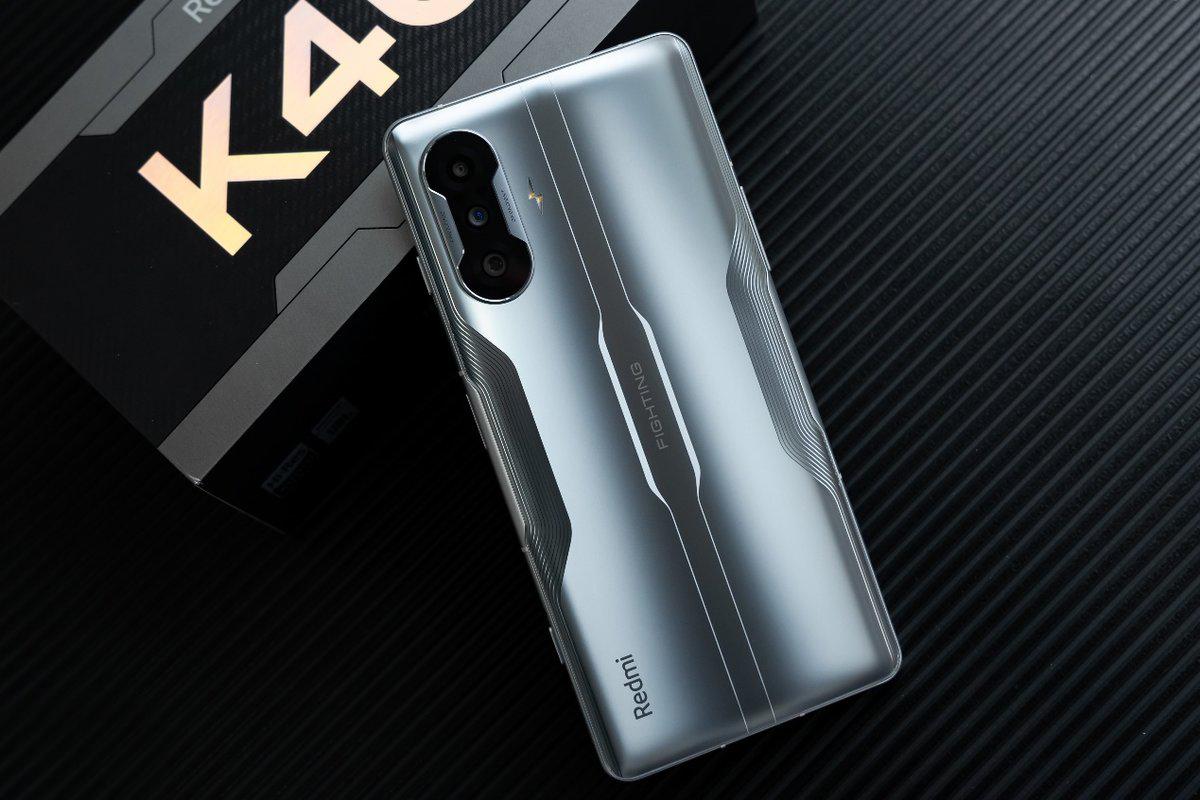 Redmi K40 Gaming Enhanced Version