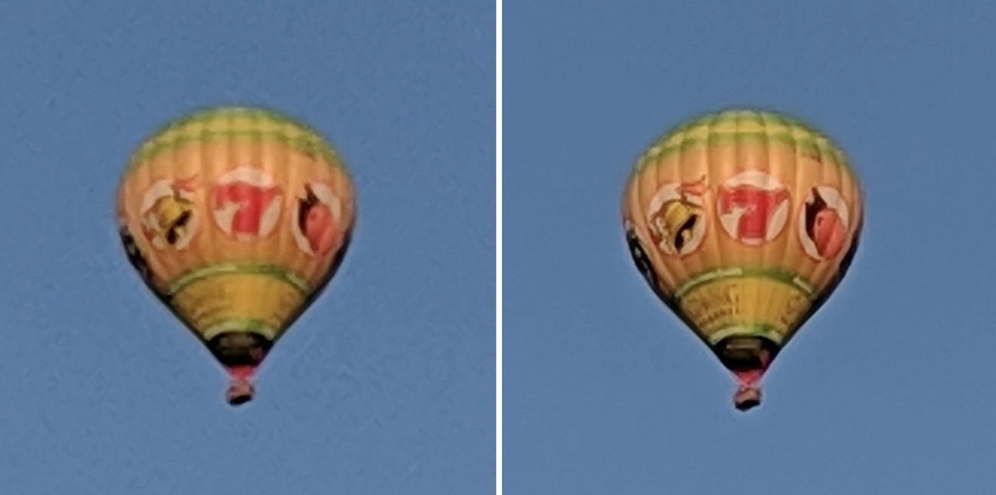 google camera super res zoom