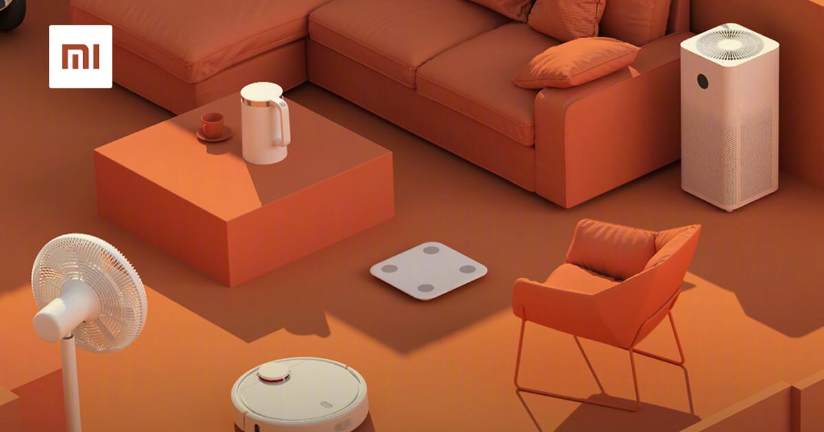 xiaomi smart home ecosystem