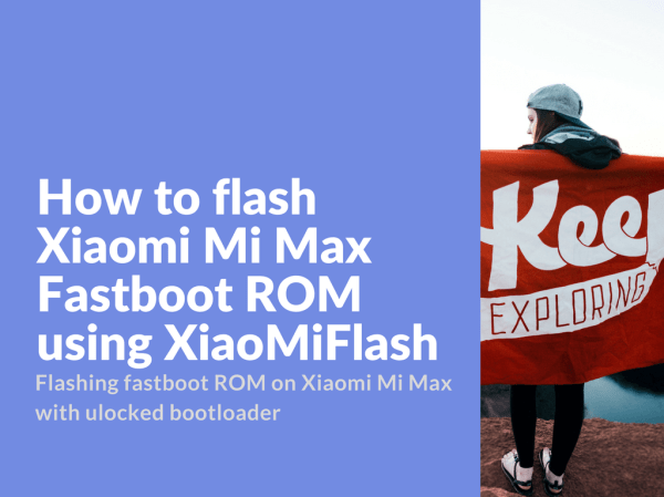 Download Guide To Flash Stock Rom On Xiaomi Mi A1 Unbrick - MVlC