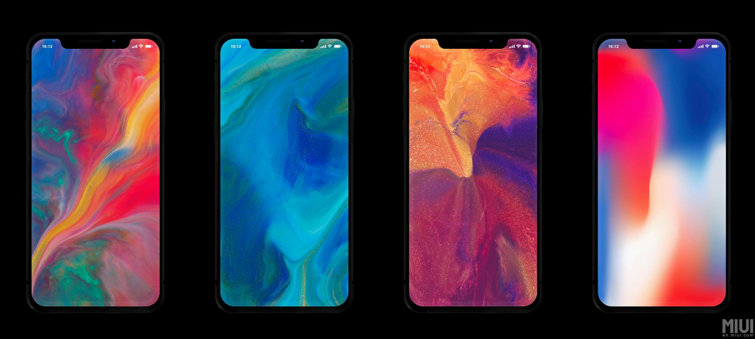 Iphone X Live Wallpaper Collection  Chat  Mi Community