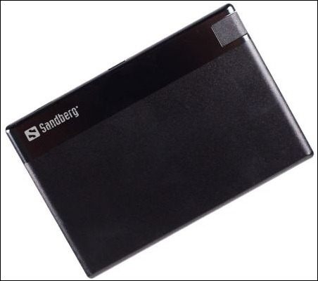 sandberg bateria externa