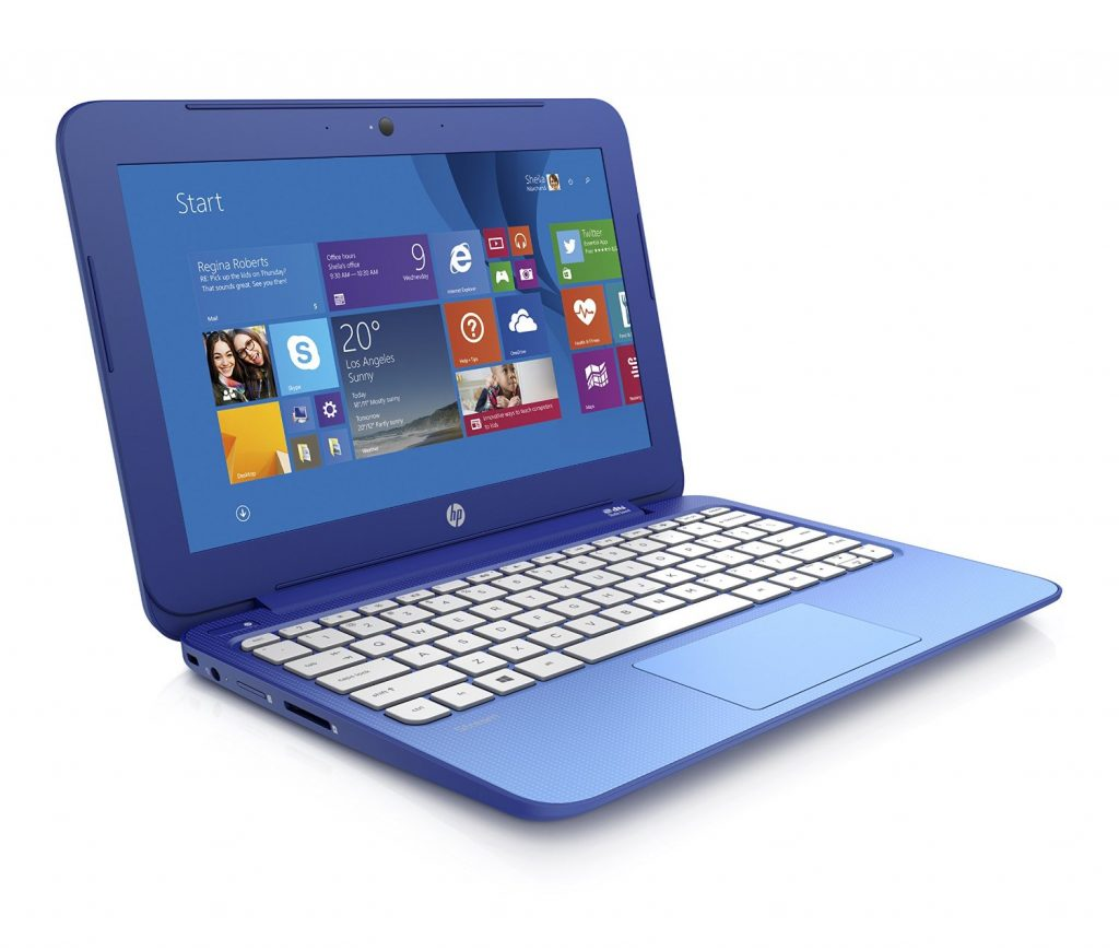 "HP Stream 13-c016ns - Portátil de 13.3"" (Intel Celeron N2840, 2 GB de RAM, Disco de 32 GB eMMC + 1TB One Drive, Intel HD Graphics, Windows 8.1 x64)"