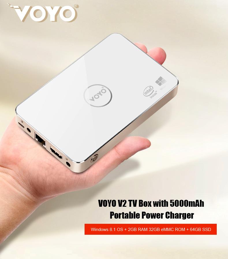 Voyo V2 tv box