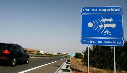 recurrir multa radar trafico