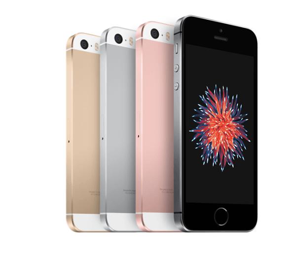 Caracteristicas del nuevo IPhone SE