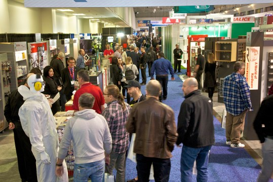 International Woodworking Show '18