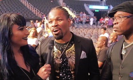 """""""I think I have the better style"""" Shawn Porter on upcoming fight with Danny Garcia"""
