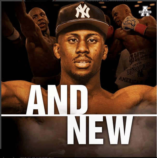Tevin Farmer: Super featherweight champion at last