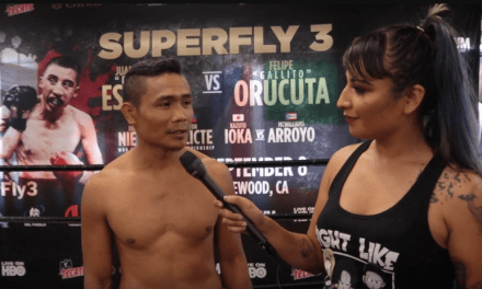 Three-division world champion Donnie Nietes talks Superfly 3!