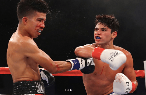 Ryan Garcia earns 16th victory against Carlos Morales