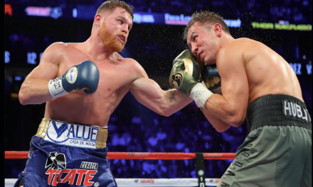 At last: Canelo vs. GGG 2