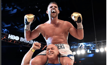 WBO Middleweight World Champion Billy Joe Saunders Tests Positive for Banned Substance