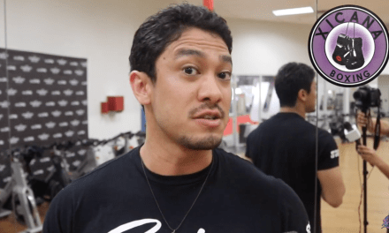 Coach Andy Aguilar Weighs in on Mikey Garcia Now Using Strength and Conditioning in Training Camp