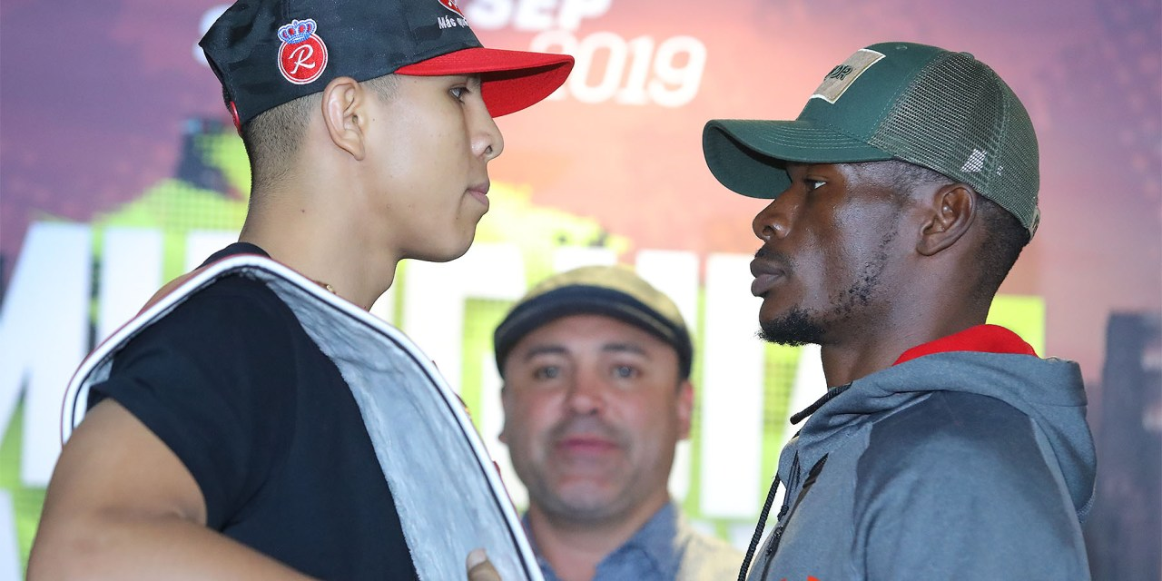 Jaime Munguia Looks to Salvage Mexican Independence Weekend against Patrick Allotey