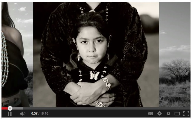 Surviving Disappearance, Re-Imagining & Humanizing Native Peoples: Matika Wilbur