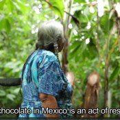 An Act of Resistance: Mexican Chocolate