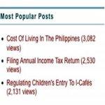 Analyzing My Popular Posts