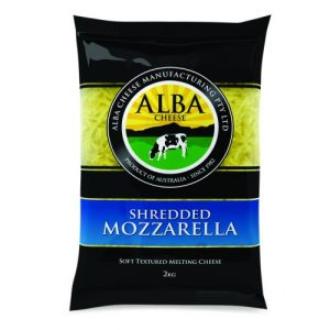 Alba Shredded Mozzarella Cheese Image