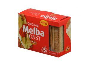 Van Der Meulen Melba Toast - Original Image