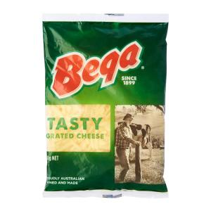 Bega Shredded Tasty Cheddar Image