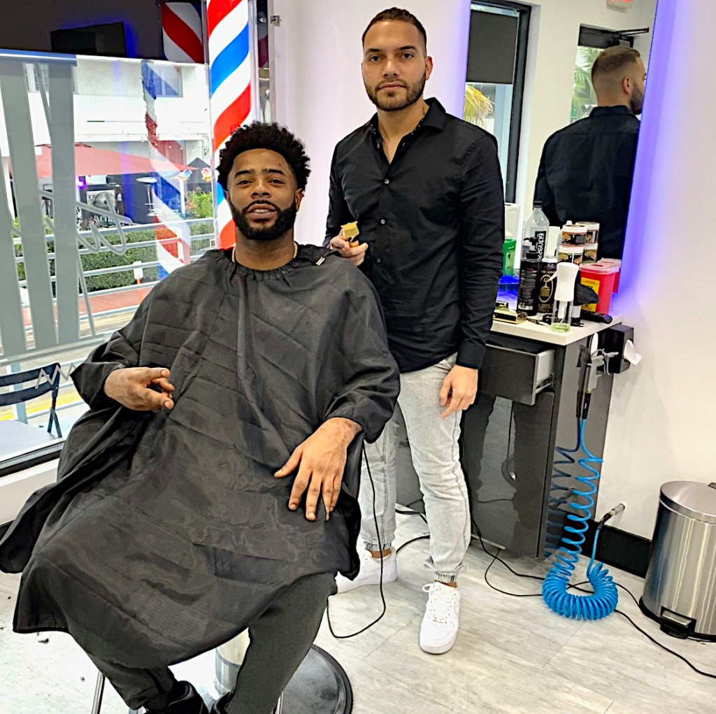 malcolm butler miami beach barber shop