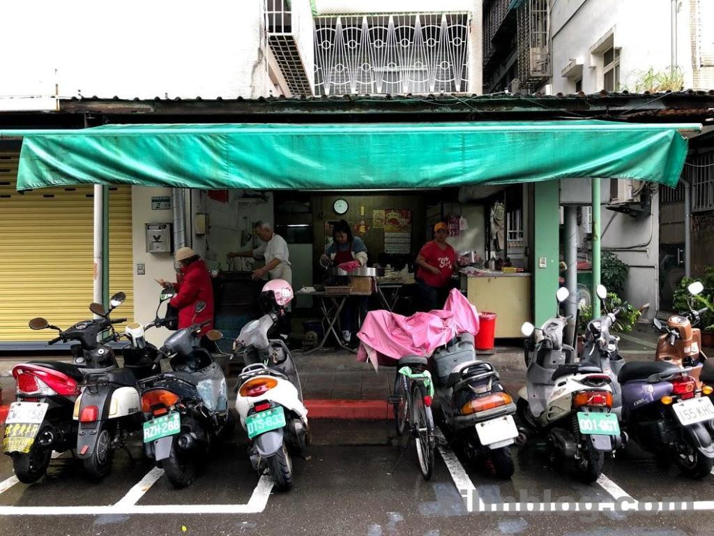 和記豆漿店の外観