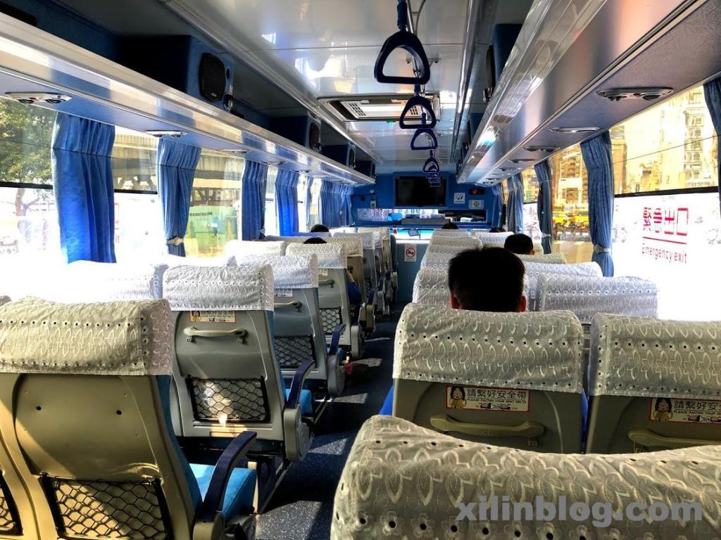 小琉球への行き方_東港へのバス07