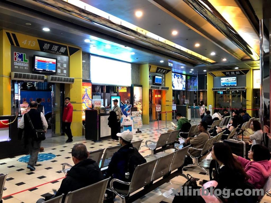 台北から宜蘭の羅東へ直行バス04