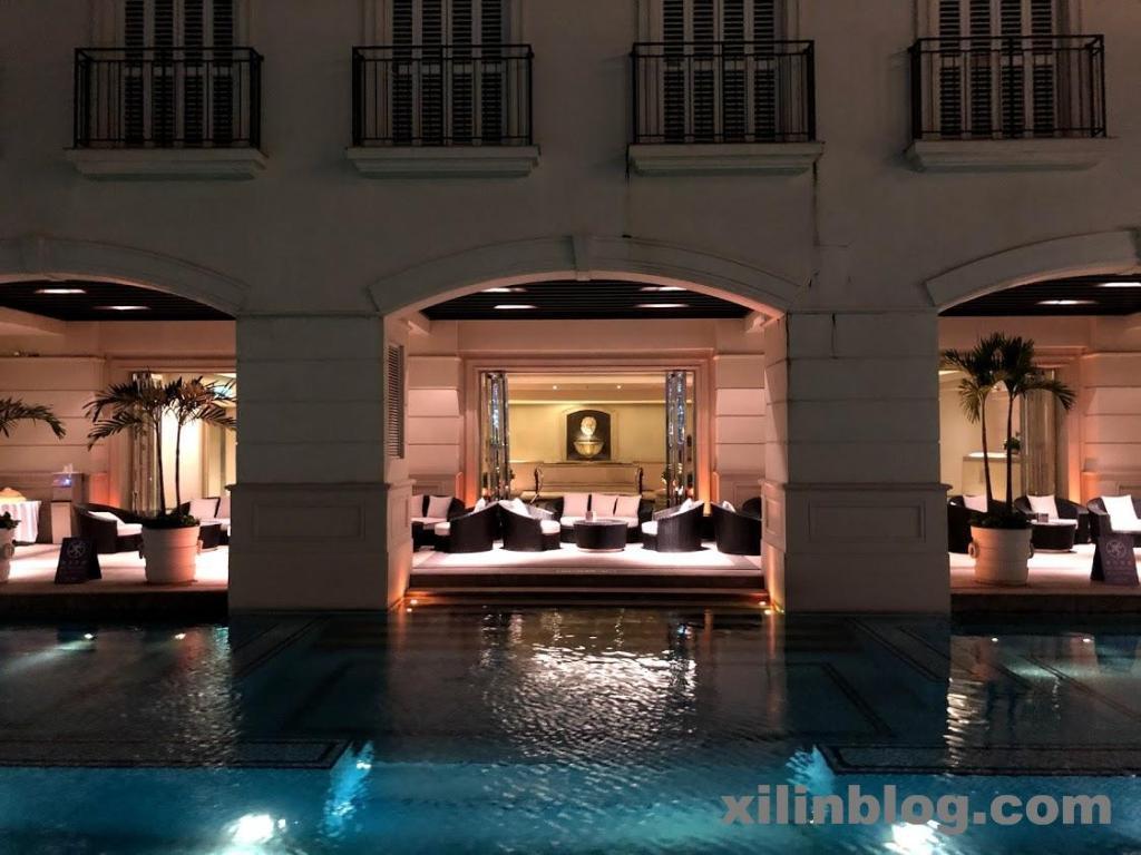 RSL コールド&ホット スプリングス リゾートホテル蘇澳の外プール02