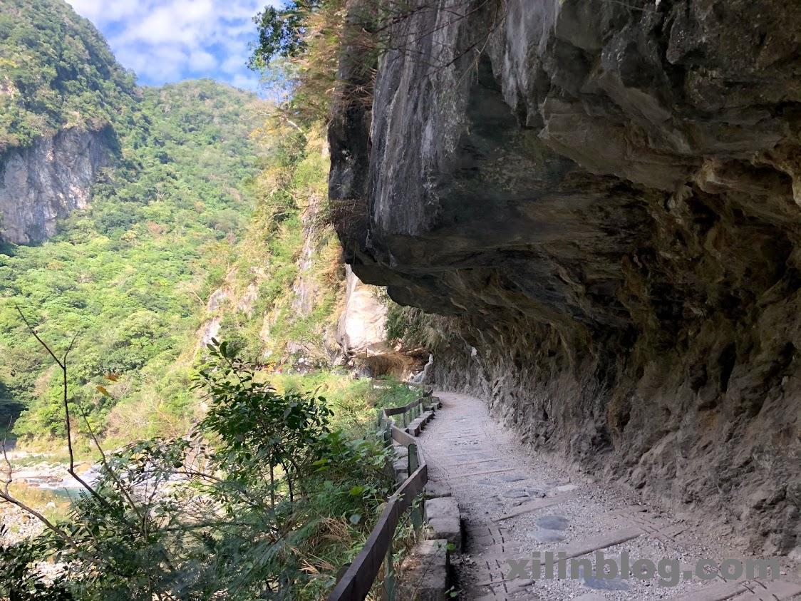 太魯閣国家公園の砂卡礑歩道04