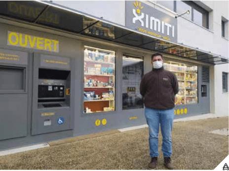 Les premières épiceries entièrement automatisées de Charente-Maritime
