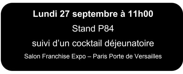 Ximiti exposera son concept à Franchise Expo Paris