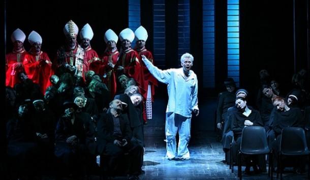 Kórl Roger Producció Teatre Mariinski - Festival D'Edimburg 2008