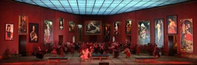 Il Trovatore al Festival de Salzburg 2014, producció de Alvis Hermanis Fotografia © Salzburger Festspiele / Forster