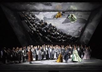 Idomeneo a Viena, producció de Kasper Holten APA/WIENER STAATSOPER/MICHAEL PÖHN